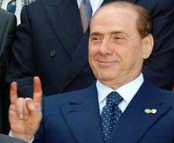 Berlusconi visto por un Suizo...